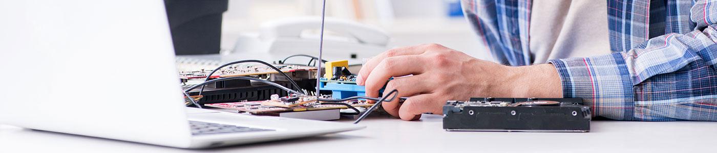 La réparation et la restauration d'ordinateurs